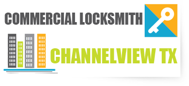 Commercial Locksmith Channelview Logo